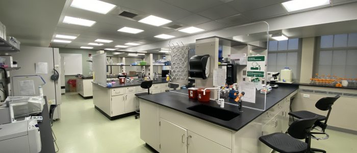 kinsey lab space