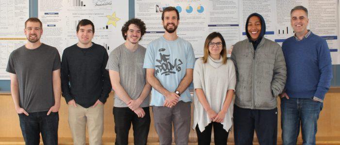 Kinsey lab members (2019)